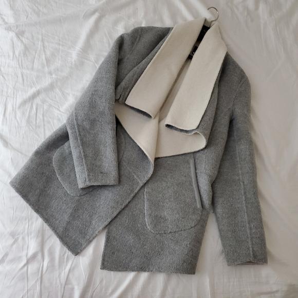 Mackage wool coat vayna vane